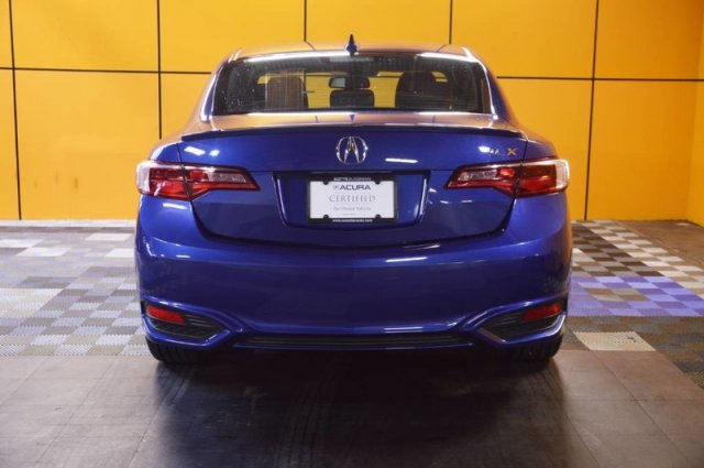 Certified Pre-Owned 2016 Acura ILX w/Technology Plus/A-SPEC Pkg