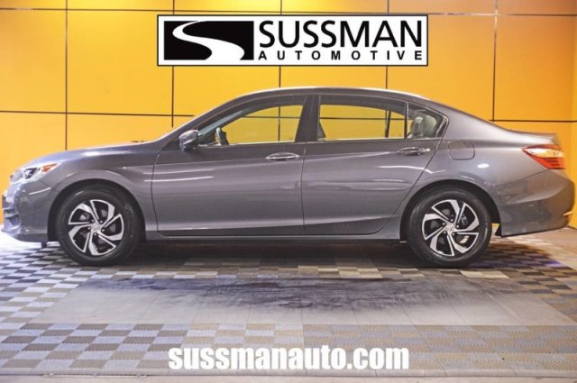 Certified Pre-Owned 2016 Honda Accord Sedan LX