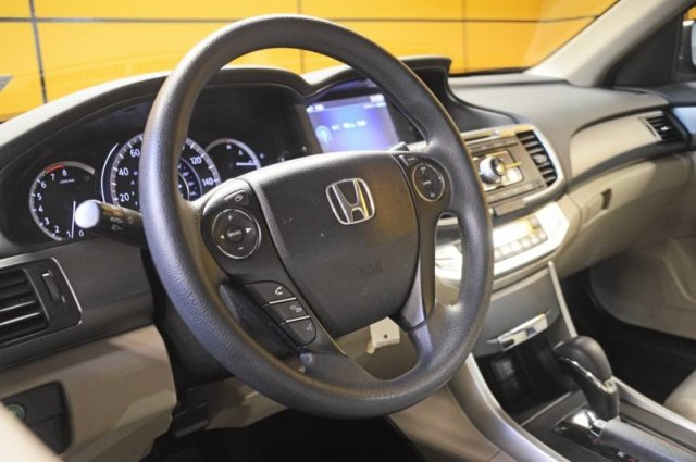 Certified Pre-Owned 2015 Honda Accord Sedan LX