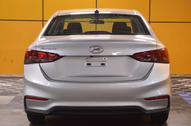 Certified Pre-Owned 2018 Hyundai Accent SEL