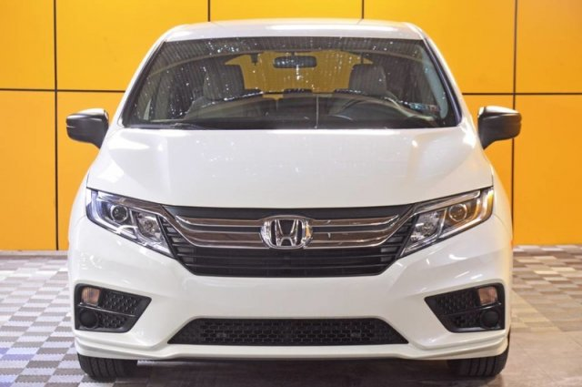 Certified Pre-Owned 2019 Honda Odyssey LX