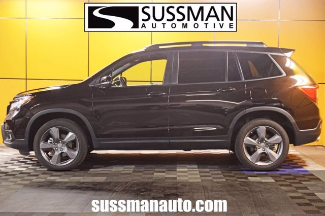 Certified Pre-Owned 2019 Honda Passport Touring