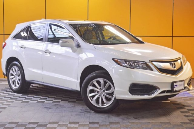Certified Pre-Owned 2016 Acura RDX Tech Pkg