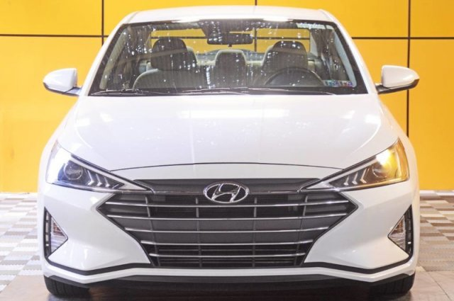 Certified Pre-Owned 2019 Hyundai Elantra ECO