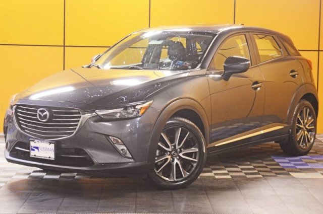 Pre-Owned 2016 Mazda CX-3 Grand Touring