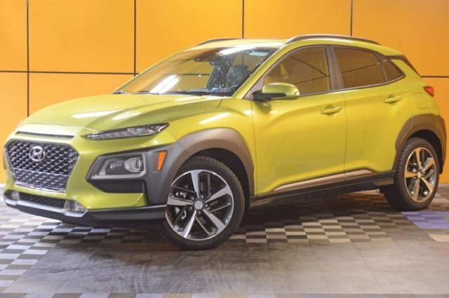 Certified Pre-Owned 2019 Hyundai Kona Limited