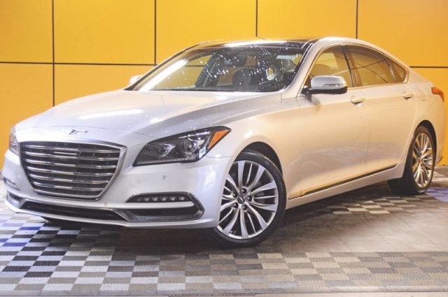 Certified Pre-Owned 2018 Genesis G80 5.0L Ultimate