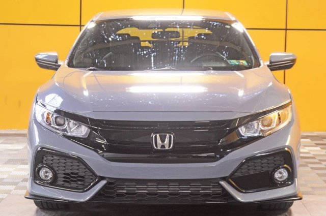 Certified Pre-Owned 2019 Honda Civic Hatchback Sport