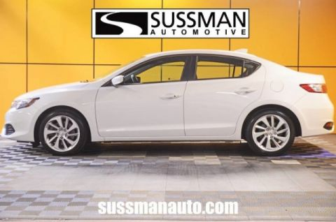 Certified Pre-Owned 2017 Acura ILX