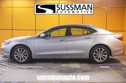 Certified Pre-Owned 2019 Acura TLX
