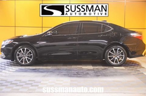 Certified Pre-Owned 2018 Acura TLX