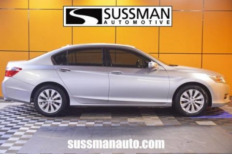 Certified Pre-Owned 2014 Honda Accord Sedan Touring