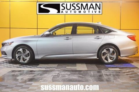 Certified Pre-Owned 2019 Honda Accord Sedan EX-L 2.0T