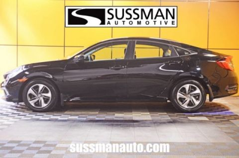Certified Pre-Owned 2019 Honda Civic Sedan LX