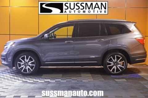 Certified Pre-Owned 2020 Honda Pilot Elite