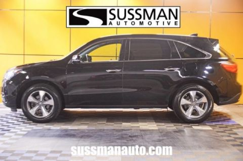 Certified Pre-Owned 2016 Acura MDX
