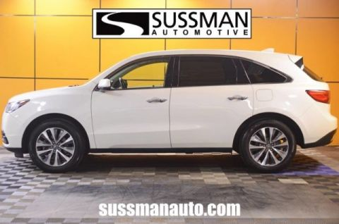 Certified Pre-Owned 2016 Acura MDX w/Tech/AcuraWatch Plus