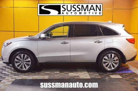 Certified Pre-Owned 2014 Acura MDX Tech Pkg