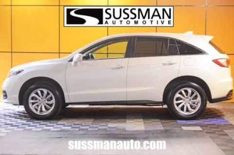 Certified Pre-Owned 2018 Acura RDX