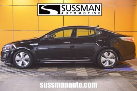 Pre-Owned 2016 Kia Optima Hybrid EX